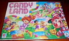CANDY LAND Milton Bradley Preschool Board Game from 2005 ~ Match the colours!