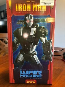War Machine from Iron Man Model Kit from Moebius Models 1/8 Scale