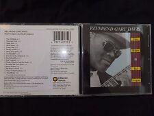 CD REVEREND GARY DAVIS / PURE RELIGION AND BAD COMPANY /