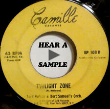 Lord Nelson Calamity / Twilight Zone Camille Barbados Ep 108 calypso 45 Hear!