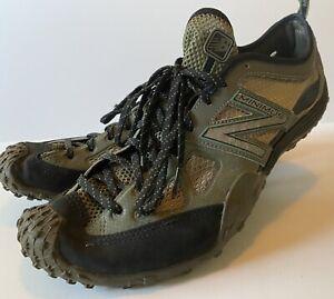 Mens New Balance Minimus 007 Cross Trainer MX007CG Covert Green Barefoot 12D