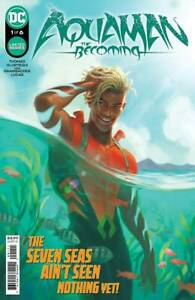 Aquaman The Becoming #1 - Bagged & Boarded