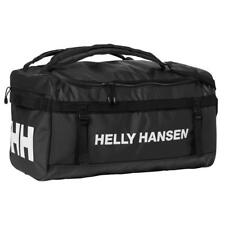 New Helly Hansen Unisex Classic Black 30L Water Resistant Travel Sports Bag