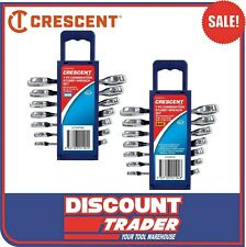 Crescent 14 Piece Combination Stubby Spanner Set Metric & SAE Imperial CCWS7SVP