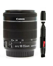 MINT Canon EF-S 18-55mm f/3.5-5.6 IS STM Lens For Canon DSLR Zoom Autofocus Lens