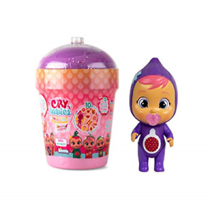 Cry Babies Magic Tears Tutti Frutti House - Surprise Mini Collectible Scented 9