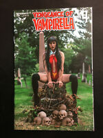 VENGEANCE OF VAMPIRELLA 4 VARIANT COSPLAY ALI NM VOL 2 1 COPY 2019 SACRED SIX