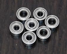 KYOSHO Mini-Z MR-03 Metal Sealed Ball Bearing Set