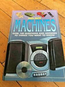 Machines (Cool Facts Series) Colin Hynson, Information book,Very Good, Hardcover