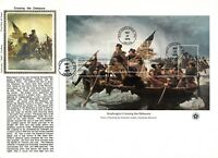 #1686-89 Bicentennial SS's Set of 4!  Colorano Cachets!