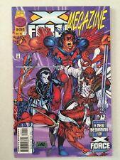 X-Force Megazine #1 reprints New Mutants #98 First Deadpool 1996
