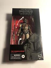"Hasbro Star Wars Black Series The Mandalorian 6"" Action Figure"