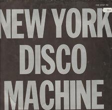 New York disco machine - New York disco machine - One Stop records OS 701