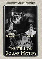 Million Dollar Mystery (1927) [New DVD] Silent Movie