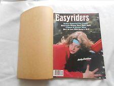 EASYRIDERS MAGAZINE-ENTERTAINMENT FOR ADULT BIKERS-ORIG.WRAPS-OCTOBER,1982