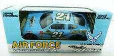 NASCAR FORD TAURUS 21 RICKY RUDD 2000 US AIR FORCE 1:64 DIECAST RACE CAR 20yrold