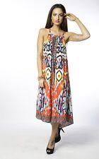 Embellished Kaftans Boho Drawstring Dress - Gala