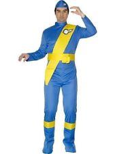 Déguisements costumes bleu taille L pour homme