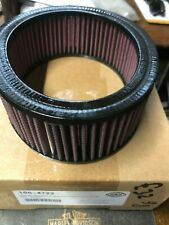 S&S GENUINE AIR FILTER  CLEANER FILTER  SUPER E & G CARB K&N STYLE GENUINE