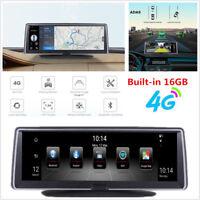 "7.84"" Touch 4G ADAS Android 5.1 Car GPS Nav WIFI Bluetooth DVR Camera Recorder"