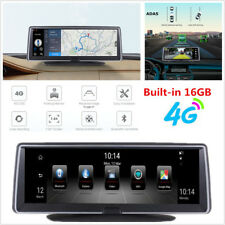 7.84'' HD Touch 4G ADAS Android 5.1 Car GPS Navigation WIFI DVR Driving Recorder