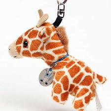 Giraffe OGGY Kuscheltier Schlüsselanhänger Plüschtier