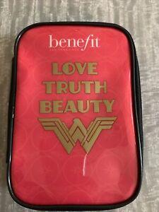 Benefit San Francisco Makeup Bag - Wonder Woman