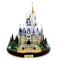 Disney Parks Main Street USA Collection Olszewski Cinderella Castle Figure
