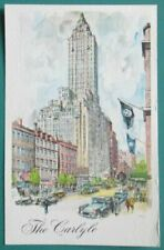 Post-War (1945-Present) New York Collectable USA Postcards