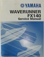 2002 YAMAHA WAVE RUNNER FX140 SERVICE SHOP REPAIR MANUAL  LIT-18616-02-38