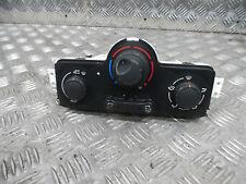 Renault Megane Dynamique panel calentador de 05/69420001