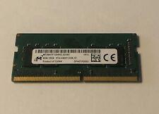 Mint! Micron 8GB DDR4 SDRAM 2400MT/s 260-SODIMM MTA8ATF1G64HZ Memory Module