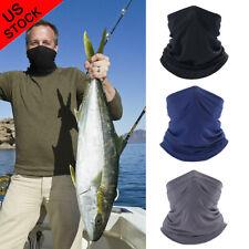 Summer Balaclava Cycling Fishing Thin Face Mask Sun UV Protection Neck Gaiter US