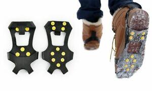Silicone Non-Slip Winter Shoe Grips