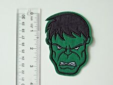 INCREDIBLE HULK Embroidered Iron On /Sew On Applique Patch