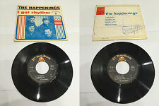 Disque 45 tours The Happenings - I Got Rhythm - EP 701