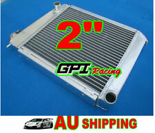 50mm EXTREME VERSION ALUMINUM ALLOY RADIATOR CLASSIS MINI COOPER RACE RALLY-1997