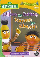 Sesamstraat : Cijfers en Letters & Vormen en Kleuren