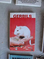 1980 Animal Book Gerbils by Paul Paradise