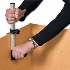 BOX SIZER Cardboard Carton Reducing Scoring Tool Customizing Shipping Packages