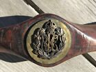 Royal Flying Corps RFC Airplane Propeller with Cap Badge