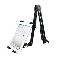 "Universal 360° Rotation Telescopic Mobile Rack For 7""-10"" Tablet"