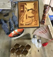 Antique Vintage Curios Collectables Job Lot