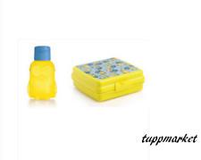 TUPPERWARE Bottle + Sandwich Box Minions Special Offer