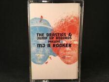 THE DRASTICS VS. MICHAEL JACKSON MJ A Rocker NEW CASSETTE Jump Up