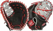 PROFM20BGS-RightHandThrow Rawlings Heart of the Hide First Base Mitt PROFM20BGS
