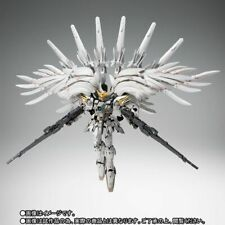 P Bandai Gundam Fix Figuration Metal Composite Wing Gundam Snow White Prelude