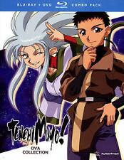 Tenchi Muyo - OVA Series (Blu-ray/DVD, 2012, 2-Disc Set)
