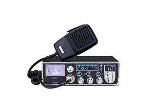 Galaxy DX55F Compact 10 Meter Amateur Ham Mobile Radio