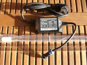 40 Watt Rota Mounting Kit Uvc Dive Spotlight Incl. Ballast Lamp Quartz